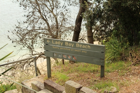 58 Lady Bay Beach (Naked Beach) #1
